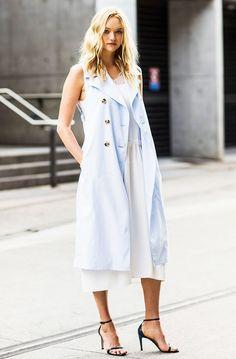 17 Cute Street Style Outfit Ideas From Australia Fashion Week via @WhoWhatWear
