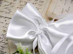 Kommunionbeutel Beutel Weiß Tasche Hochzeit Kommunion
