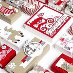 Tutoriel Calendrier de l'Avent «Canne de Noël»