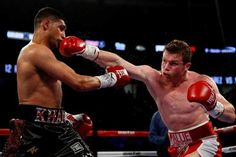 Boxing: Alvarez finished for 2016 after breaking hand