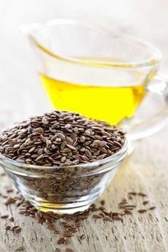 3 Benefits of Flax Seeds! Great for digestion, packed with omega-3's! #superfoods #flax