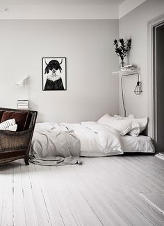 Super white home - via cocolapinedesign.com
