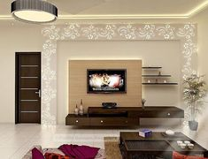 Modern Tv Cabinets Designs 2018 2019 For Living Room Interior Walls Over The Past One Or Two Decades Place Of In Has