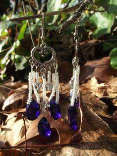Buy me at https://www.etsy.com/listing/172724570/tears-of-the-heart-earrings?ref=listing-shop-header-1