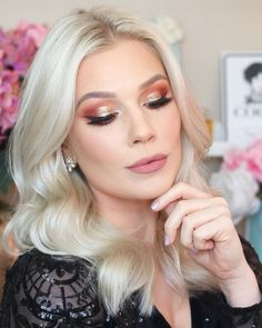 """Eveline Karlsen on Instagram: """"Ready for SATURDAY NIGHT? 💃🏼 —————————- @nyxcosmetics - Can't stop Won't stop foundation and concealer  @hudabeauty - easy bake powder…"""" Nyx Cosmetics, Saturday Night, Huda Beauty, Concealer, Foundation, Powder, Makeup, Easy, Instagram"""