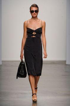 Rachel Comey Wiosna Lato 2013. Mercedes Benz Fashion Week New York SS 2013.