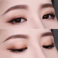 Eye Make-up Envy Learn info on eye make-up suggestions & tutorials 6 Steps to Tremendous Korean Makeup Look, Korean Makeup Tips, Asian Eye Makeup, Korean Makeup Tutorials, Natural Eye Makeup, Eye Makeup Tips, Makeup Inspo, Makeup Eyeshadow, Makeup Inspiration