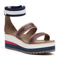 TREND S/S 2014 FIFA - Tommy Hilfiger Collection > nice bandals!