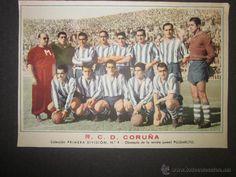 R.C.D. CORUÑA -