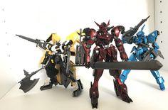 Gundam Flauros, Vehicles, Car, Vehicle, Tools