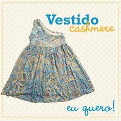 Loja Ludu, coleção 2014, vestido Cashmere. Moda para meninas. #moda #menina #fashion #kids #girls #vestido #dress #cashmere Compre pelo site: www.ludu.com.br