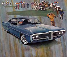 1968 Pontiac Ventura Hardtop Coupe
