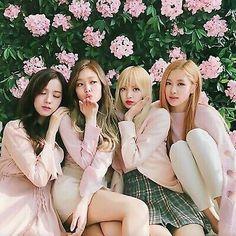 Kpop Girl Groups, Korean Girl Groups, Kpop Girls, Lisa Black Pink, Black Pink Kpop, Divas, Mode Pop, Blackpink Poster, Tumbrl Girls