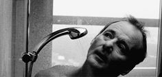 Pin for Later: 28 Times You Wished You Were as Cool as Bill Murray When he lowers his body to get the best possible shower.