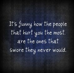 Hurt You Most.