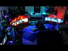 My Furious PC Gaming Rig 2013. The Best Ultimate PC Gaming Setup on Yout...