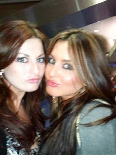 Rachel and Elissa Big Brother Tv Show, Bb, Tv Shows, Tv Series
