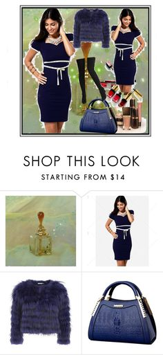 """""""set 156"""" by nudzi-ded ❤ liked on Polyvore featuring Tom Ford and Alice + Olivia"""