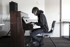 Your character finds Ryker playing piano in the school music room, when he's supposed to be in class. Is your character a teacher or another student?