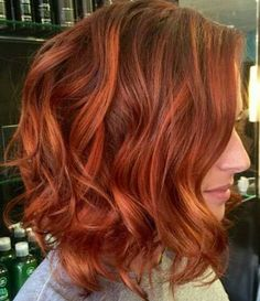 20 Popular Short Red Curly Hair | http://www.short-hairstyles.co/20-popular-short-red-curly-hair.html