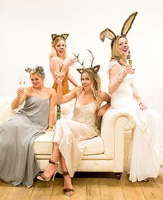 """Lauren Conrad's """"Party Animals"""" Group Halloween Costume Is Anything But Ghoulish - http://www.hollywoodfame.com/lauren-conrads-party-animals-group-halloween-costume-is-anything-but-ghoulish.html"""
