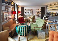 Entre esprit vintage et esprit baroque, restaurant Ma Cocotte