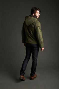 The Road Jacket   Skinny Jean