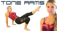 How to Lose Arm Fat Workout for Women, Tone Upper Body At Home Exercises