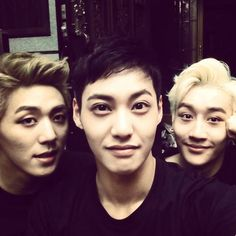 JJCC ( Simba, Eddy & Prince Mak ) BECAUSE OF THESE THREE I CAN'T CHOOSE A BIAS IN JJCC DX DX