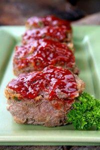 Gluten Free Meatloaf #recipe #food #yummy