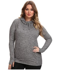 Moving Comfort Plus Size Chic Hoodie