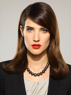 Cobie Smulders ( If you like my pins then pls. Follow my boards for more updates