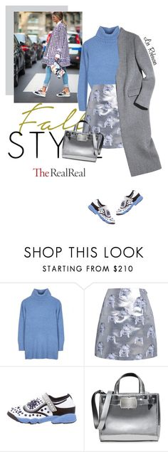 """Fall Style With The RealReal: Contest Entry"" by mrs-len on Polyvore featuring mode, Polo Ralph Lauren, Tanya Taylor, Christian Dior et Calvin Klein"