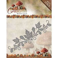 Find It Trading Amy Design Autumn Moments Die-Leaves Border - ValuCrafts.com