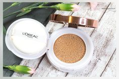 L'Oréal Lumi Cushion Foundation | Review, Swatches und Tragebilder