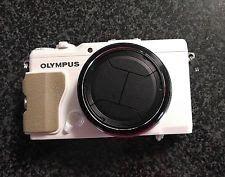 Olympus Stylus XZ-2 12.0MP Digital Camera - White