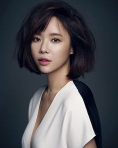 Incredible For a long time casual hairstyles are a total hit. The waves and the occasional curl will make your hair look like full volume hair. The post For a long time casual hairstyles are a t . Short Black Hairstyles, Casual Hairstyles, Latest Hairstyles, Bob Hairstyles, Short Hair Cuts, Short Hair Styles, Korean Hairstyles, Style Hairstyle, Bob Haircuts