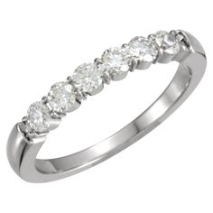 1/2 CTW Diamond Anniversary Band, click to be directed for purchase!