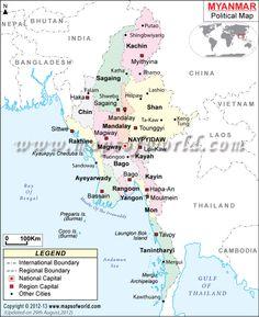 Burma Political Map.23 Best Myanmar Images Burma Myanmar Bookshelves Travel Cards