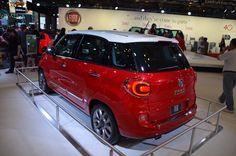 2014 Fiat 500L Red