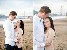 San Francisco engagement shoot by Melanie Duerkopp http://su.pr/1K2MgO