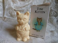 Tom Kitten Soap Vintage by Quilted Nest by QuiltedNest on Etsy