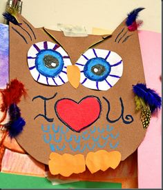 Owl love you forever!