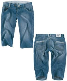 Vintage Denim Shorts When it came to summer and jeans were getting too hot to wear, we used to hack the legs off our 501s and wear them as shorts. No need to ruin a perfectly good pair of denims with these though! 100% Co http://www.comparestoreprices.co.uk/mens-trousers/vintage-denim-shorts.asp