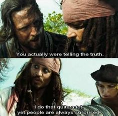 Funny Pictures: Whenever I Tell The Truth
