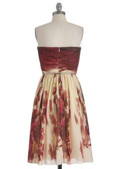 The Scenery at Sunset Dress, #ModCloth