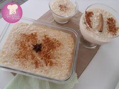 Ana Claudia na Cozinha: Arroz Doce (com arroz para sushi)