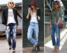 ZARA is the new black: Cómo llevar unos boyfriend jeans este otoño