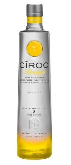 September 2014 – Page 3 – Polite Drinking Ciroc Pineapple, Ciroc Peach, Crushed Pineapple, Vodka Tequila, Infused Vodka, Bellini, Natural Flavors, Yummy Drinks, Vodka Bottle