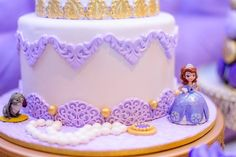 We Heart Parties: Sofia's Royal Tea Party